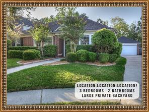 Houston Home at 7614 Tyler Creek Lane Humble , TX , 77396-6064 For Sale
