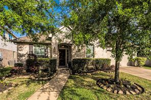 Houston Home at 121 Lamar Canyon Lane Friendswood , TX , 77546-3888 For Sale