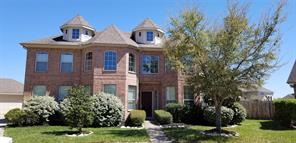 Houston Home at 27102 Breton Bridge Court Cypress , TX , 77433 For Sale