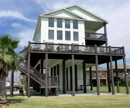 Houston Home at 1349 Emerald Drive Crystal Beach , TX , 77650 For Sale