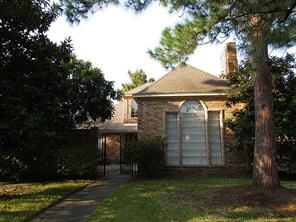 Houston Home at 11646 Trailmont Drive Houston , TX , 77077-6325 For Sale