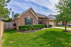 Houston Home at 15226 Blue Thistle Drive Cypress , TX , 77433-2159 For Sale