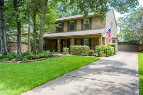 Houston Home at 3826 Forest Village Drive Kingwood , TX , 77339-1881 For Sale