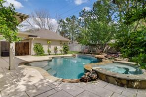 Houston Home at 1807 Stone Meadows Lane Houston , TX , 77094-3411 For Sale