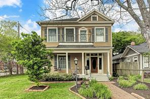 Houston Home at 1401 Oxford Street Houston , TX , 77008-4545 For Sale
