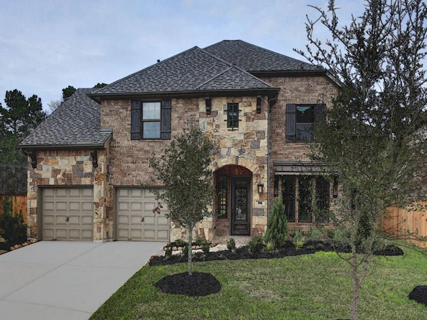 83 Springtime Creek The Woodlands 77354