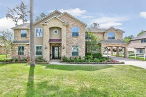 Houston Home at 33102 Tall Oaks Way Magnolia , TX , 77354-6294 For Sale