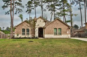 Houston Home at 641 Spring Forest Drive Conroe , TX , 77302-1209 For Sale