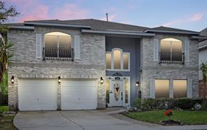 Houston Home at 4839 Winding Timbers Court Humble , TX , 77346-4467 For Sale