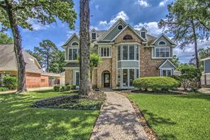 Houston Home at 5622 Spring Lodge Drive Kingwood , TX , 77345-1467 For Sale