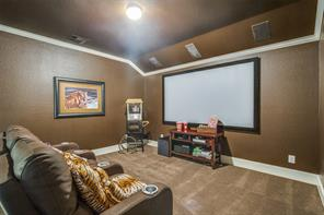 Complete with a Media Room