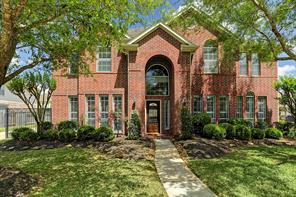 Houston Home at 1803 Sandy Lake Drive Friendswood , TX , 77546-6134 For Sale
