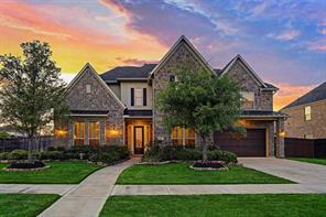Houston Home at 5610 Caspian Falls Lane Fulshear                           , TX                           , 77441-2136 For Sale