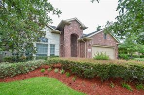 Houston Home at 11822 Manasses Springs Lane Humble , TX , 77346-8241 For Sale