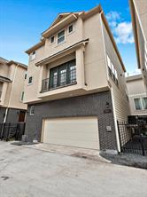 Houston Home at 5525 Petty Street B Houston , TX , 77007-1838 For Sale