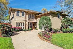 Houston Home at 4922 Palmetto Street Bellaire , TX , 77401-3416 For Sale