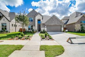 Houston Home at 10603 Battenrock Ct Richmond , TX , 77407 For Sale