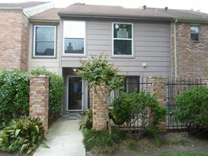 Houston Home at 800 Country Place Drive 802 Houston , TX , 77079-5554 For Sale
