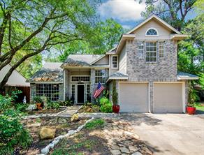 Houston Home at 8003 Hiddenbay Court Spring , TX , 77379-4055 For Sale