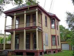 Houston Home at 3418 Avenue L Galveston , TX , 77550-4131 For Sale