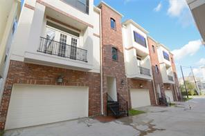 Houston Home at 1406 26th Street B Houston , TX , 77008-1624 For Sale