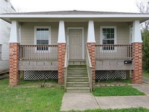 Houston Home at 1809 Avenue Galveston , TX , 77550-4743 For Sale