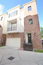 Houston Home at 1408 26th Street B Houston , TX , 77008-1624 For Sale