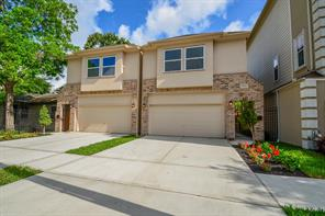 Houston Home at 5818 B Petty Houston , TX , 77007 For Sale