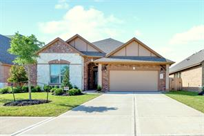 Houston Home at 13922 Chalcott Drive Richmond , TX , 77407-1002 For Sale