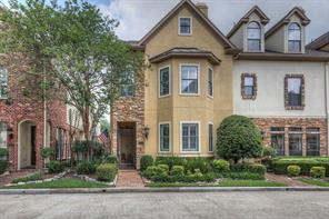 Houston Home at 3346 Green Tree Park Houston , TX , 77007-8370 For Sale