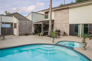 Houston Home at 1611 E Hedgecroft Drive El Lago , TX , 77586-5833 For Sale