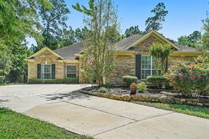Houston Home at 30 Carriage House Way Conroe , TX , 77384-4527 For Sale