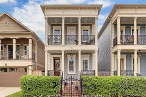 Houston Home at 812 Nicholson Street Houston , TX , 77007-1441 For Sale