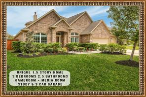 Houston Home at 7507 Finn Way Drive Humble , TX , 77396-4359 For Sale