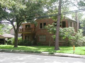 Houston Home at 1703 Vassar Houston , TX , 77098 For Sale