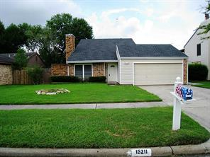 Houston Home at 15211 Silverman Street Webster , TX , 77598-2011 For Sale