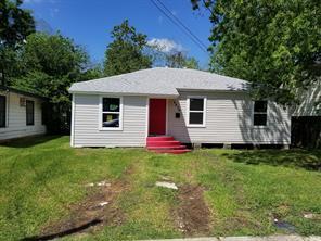 Houston Home at 6836 England Street Houston , TX , 77021-4918 For Sale