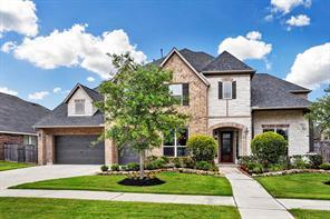 Houston Home at 5706 Caspian Falls Lane Fulshear , TX , 77441-2144 For Sale