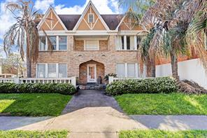 Houston Home at 1924 Calumet Street Houston , TX , 77004-7266 For Sale