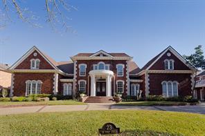 Houston Home at 23 Du Pont Circle Sugar Land , TX , 77479-2521 For Sale