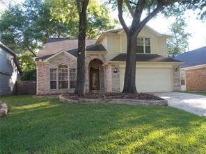 Houston Home at 3307 Kings Mountain Drive Kingwood , TX , 77345-2014 For Sale