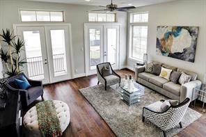 Houston Home at 823 Leverkuhn Houston , TX , 77007 For Sale