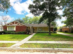 Houston Home at 5035 Lymbar Drive Houston , TX , 77096-5325 For Sale