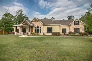 Stunning custom home on large lot in a quiet neighborhood.  This well-maintained home is a must see!