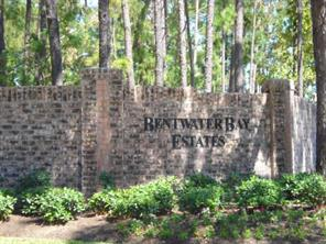 For your privacy, Bentwater Bay Estates is gated with its own privacy wall built entirely around this private enclave.