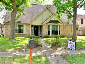 Houston Home at 15119 Camino Del Sol Drive Houston , TX , 77083-4301 For Sale