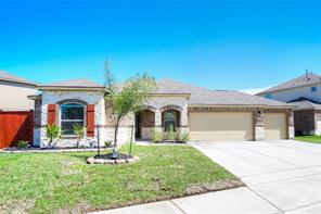 Houston Home at 24 Coconut Palms Court Manvel , TX , 77578-3485 For Sale