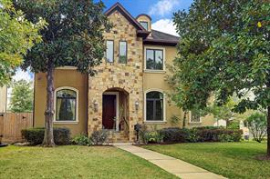 Houston Home at 3765 Drummond Street Houston , TX , 77025-2417 For Sale