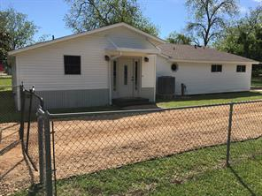 Houston Home at 505 E 6th St Sweeny , TX , 77480-1817 For Sale