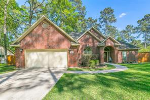 Houston Home at 610 McDaniel Drive Magnolia , TX , 77354-1517 For Sale